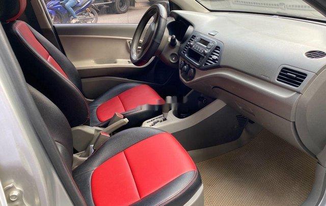 Cần bán Kia Morning Van sản xuất năm 2014, màu bạc, xe nhập, giá 236tr3