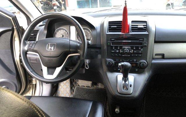 Bán xe Honda CR V đời 2010, màu vàng, giá tốt5