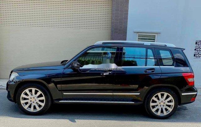 Cần bán gấp Mercedes GLK Class sản xuất năm 2010 còn mới1