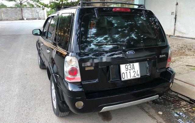 Cần bán xe Ford Escape 2004, màu đen chính chủ, 179tr3