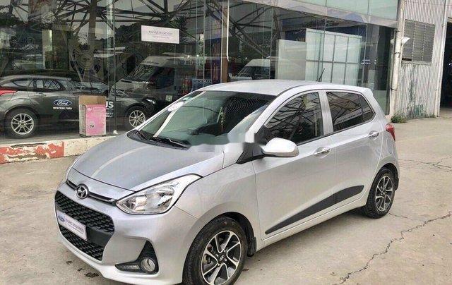 Cần bán lại xe Hyundai Grand i10 sản xuất năm 2017, nhập khẩu nguyên chiếc còn mới, 295tr0