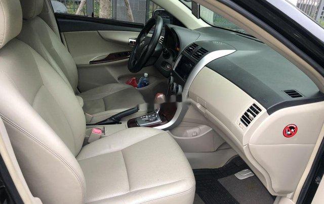 Cần bán lại xe Toyota Corolla Altis đời 2010, màu đen, nhập khẩu còn mới, 450tr8