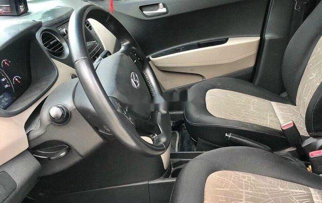 Cần bán lại xe Hyundai Grand i10 sản xuất năm 2017, nhập khẩu nguyên chiếc còn mới, 295tr5