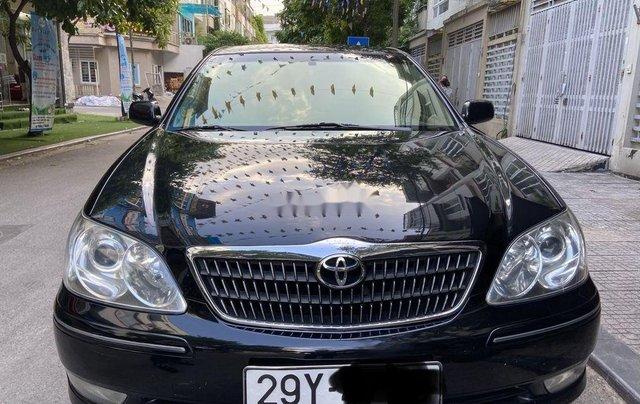 Bán Toyota Camry sản xuất năm 2006, màu đen0