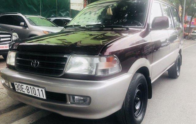 Bán Toyota Zace sản xuất 2002 còn mới, 155tr1