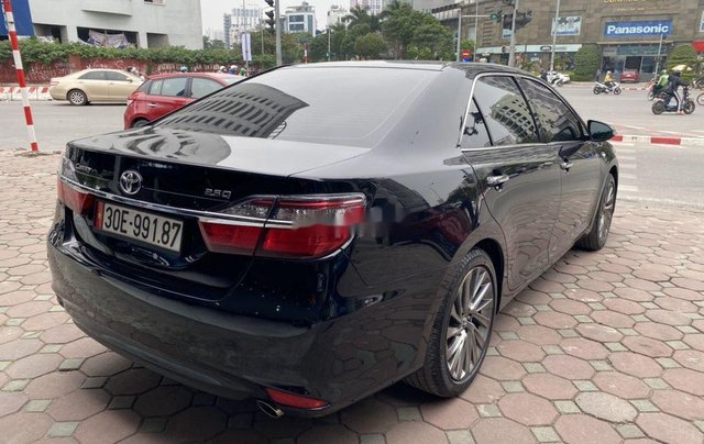 Bán ô tô Toyota Camry năm 2018, màu đen2