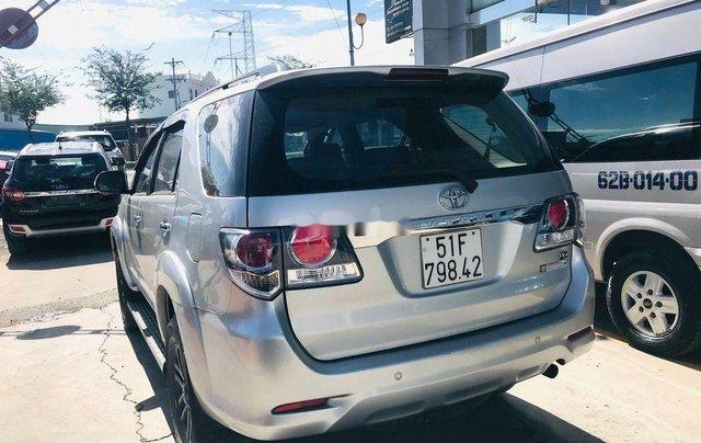 Cần bán lại xe Toyota Fortuner sản xuất năm 2016 còn mới5