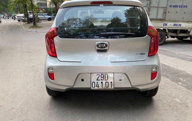 Cần bán Kia Morning Van sản xuất năm 2014, màu bạc, xe nhập, giá 236tr2