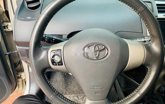Bán Toyota Yaris sản xuất năm 2011, màu vàng, nhập khẩu nguyên chiếc, 370tr6