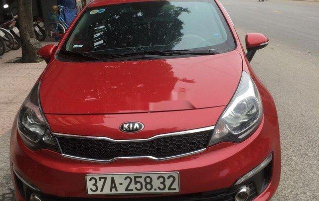 Cần bán Kia Rio đời 2015, màu đỏ, nhập khẩu chính chủ3