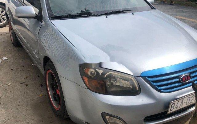 Cần bán Kia Cerato sản xuất 2007, nhập khẩu còn mới, 135tr4