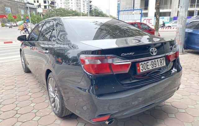 Bán ô tô Toyota Camry năm 2018, màu đen3