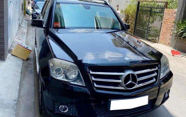 Cần bán gấp Mercedes GLK Class sản xuất năm 2010 còn mới4
