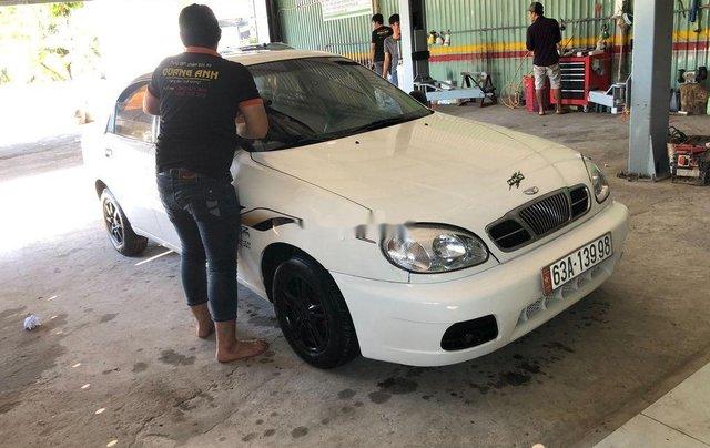Cần bán lại xe Daewoo Lanos sản xuất 2004, nhập khẩu còn mới, giá tốt0