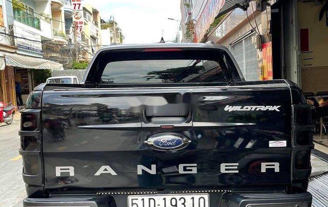 Cần bán lại xe Ford Ranger đời 2017, màu đen, nhập khẩu còn mới3