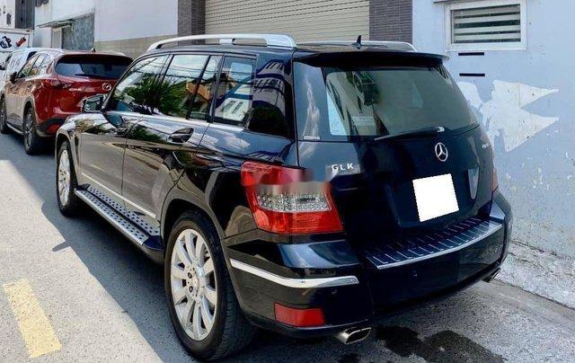 Cần bán gấp Mercedes GLK Class sản xuất năm 2010 còn mới0