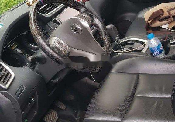 Bán Nissan X trail đời 2016, màu xám chính chủ2