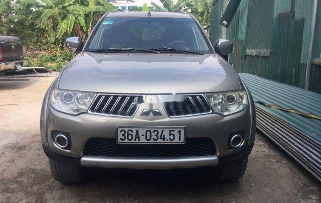 Bán Mitsubishi Pajero năm sản xuất 2011 còn mới, giá 465tr0