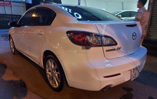 Cần bán xe Mazda 3 2013, màu trắng, 400 triệu4
