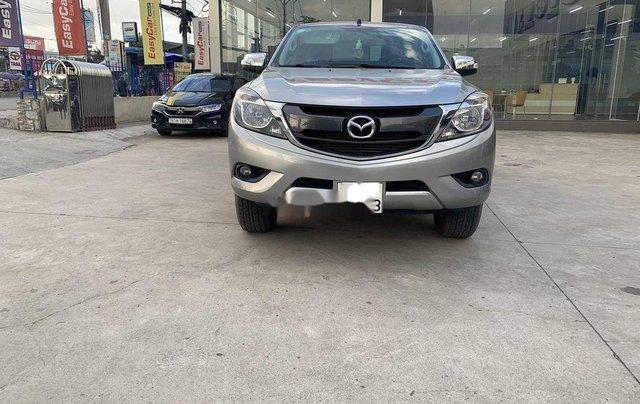 Bán Mazda BT 50 năm sản xuất 2018, xe nhập còn mới, giá chỉ 465 triệu0