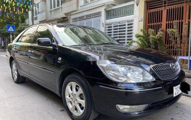 Bán Toyota Camry sản xuất năm 2006, màu đen3