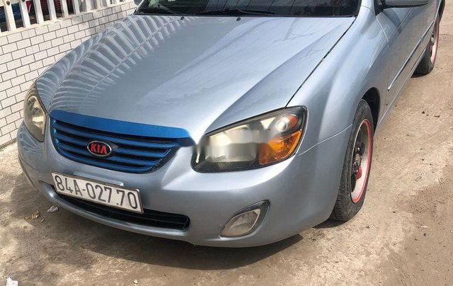 Cần bán Kia Cerato sản xuất 2007, nhập khẩu còn mới, 135tr5