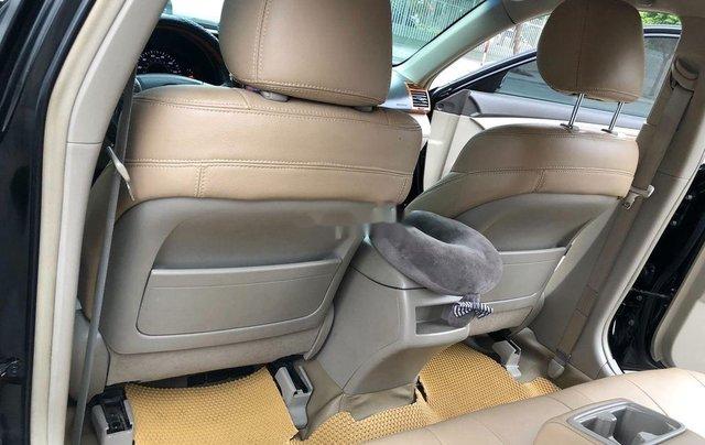 Cần bán Toyota Camry 2008, màu đen, nhập khẩu nguyên chiếc, giá tốt11