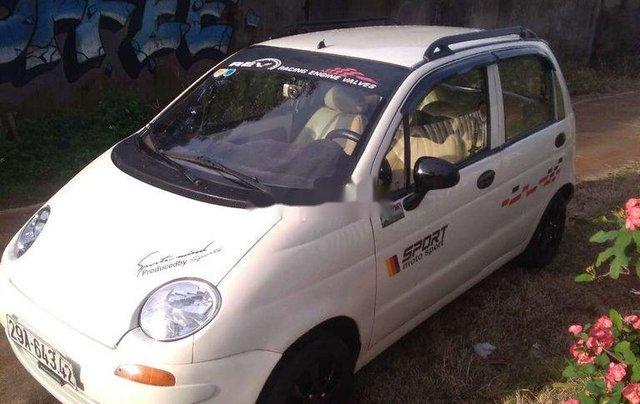 Cần bán lại xe Daewoo Matiz 2000, màu trắng, nhập khẩu 0