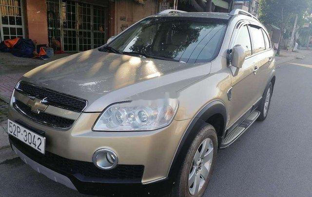Cần bán xe Chevrolet Captiva sản xuất năm 2008 còn mới2