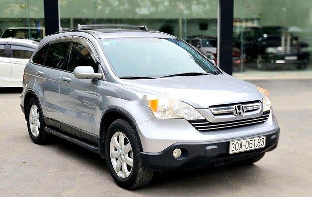 Cần bán Honda CR V sản xuất 2007 còn mới, giá tốt6