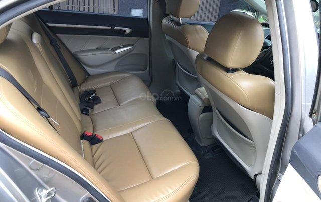 Xe Honda Civic 2.0 AT 2008 xám, tự động, 5 chỗ8