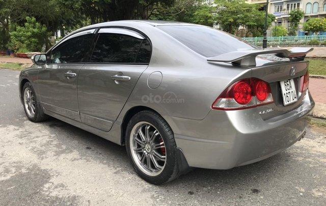 Xe Honda Civic 2.0 AT 2008 xám, tự động, 5 chỗ2