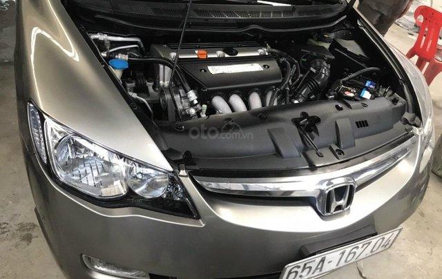 Xe Honda Civic 2.0 AT 2008 xám, tự động, 5 chỗ9