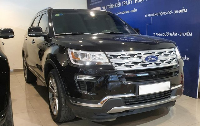 Ford Explore 2019 nhập USA1