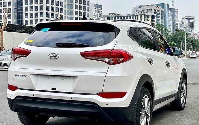 Cần bán xe Hyundai Tucson đời 2019, màu trắng, giá chỉ 835 triệu1