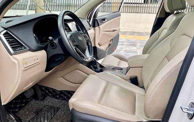 Cần bán xe Hyundai Tucson đời 2019, màu trắng, giá chỉ 835 triệu5