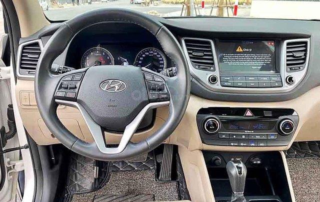 Cần bán xe Hyundai Tucson đời 2019, màu trắng, giá chỉ 835 triệu2