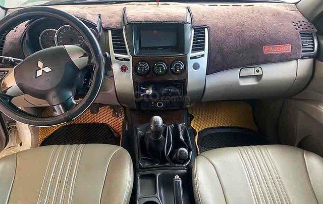 Cần bán xe Mitsubishi Pajero năm sản xuất 2012, màu trắng3