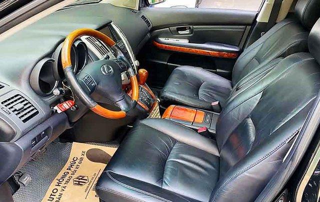 Bán xe Lexus RX 350 sản xuất năm 2008, màu đen, xe nhập3