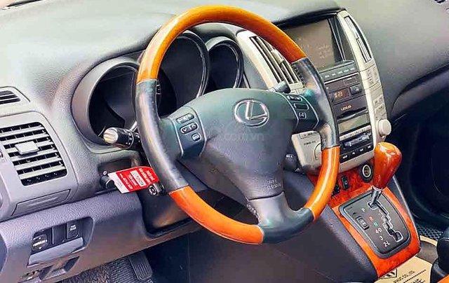Bán xe Lexus RX 350 sản xuất năm 2008, màu đen, xe nhập1