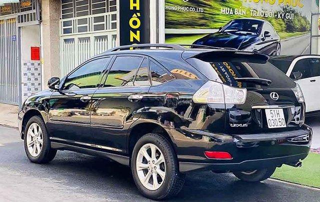 Bán xe Lexus RX 350 sản xuất năm 2008, màu đen, xe nhập2