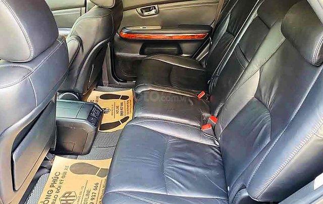Bán xe Lexus RX 350 sản xuất năm 2008, màu đen, xe nhập4