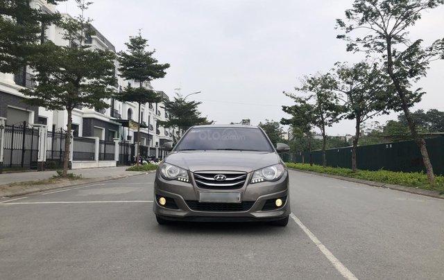 Cần bán Hyundai Avante 1.6 AT sản xuất năm 2012, xe đẹp, biển TP0