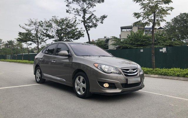 Cần bán Hyundai Avante 1.6 AT sản xuất năm 2012, xe đẹp, biển TP4