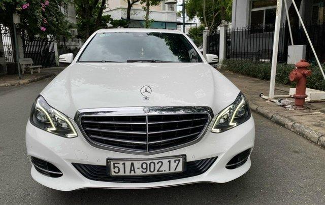 Bán Mercedes Benz E200 sx 2014 xe đẹp, bảo dưỡng hãng, bao check hãng0