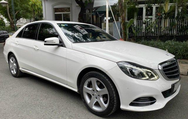 Bán Mercedes Benz E200 sx 2014 xe đẹp, bảo dưỡng hãng, bao check hãng1