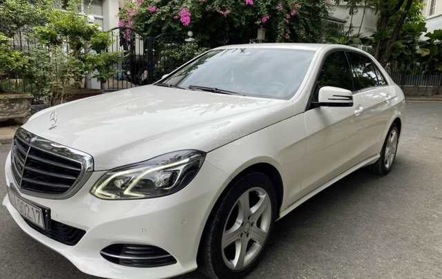 Bán Mercedes Benz E200 sx 2014 xe đẹp, bảo dưỡng hãng, bao check hãng2