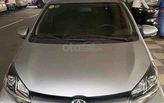 Bán Toyota Wigo đời 2020, màu bạc, xe nhập số tự động, giá 345tr1