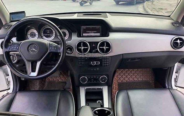 Cần bán xe Mercedes GLK  220 CDI năm 2013, màu trắng, nhập khẩu  4