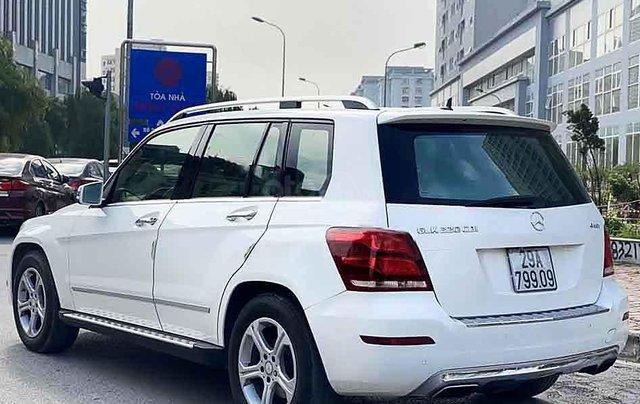 Cần bán xe Mercedes GLK  220 CDI năm 2013, màu trắng, nhập khẩu  3
